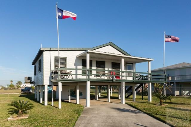 House for sale at 4023 3rd Street in Galveston TX