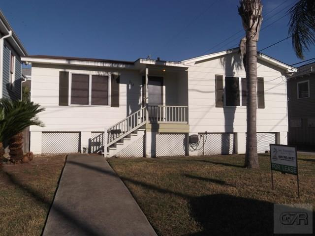 House for sale at 612 10th Street in Galveston TX