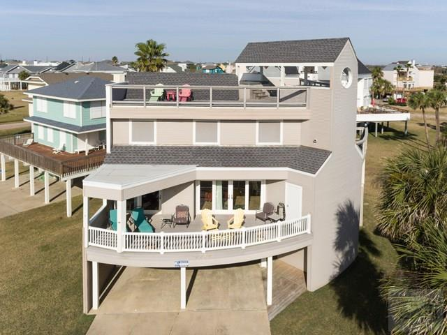 House for sale at 4210 Ghost Crab Lane in Galveston TX