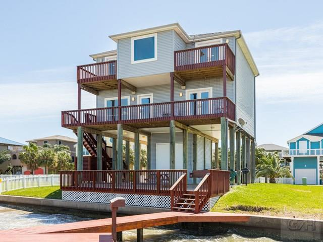 House for sale at 23008 Chiquita Street in Galveston TX