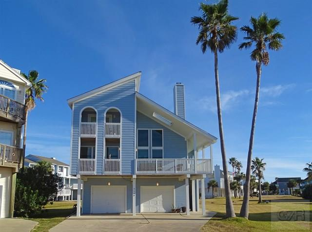 House for sale at 4106 Fiddler Crab Lane in Galveston TX