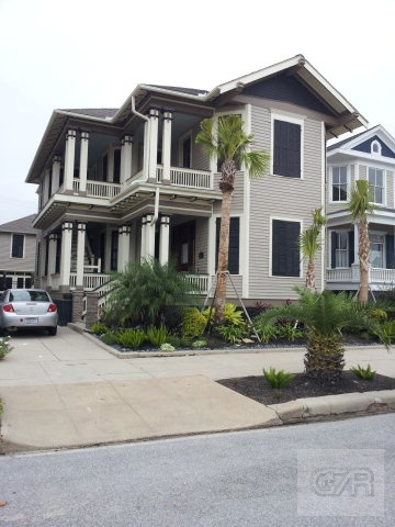 House for sale at 1812 Winnie Street in Galveston TX