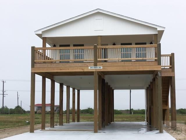 House for sale at 3275 Hidden Gold in Crystal Beach TX