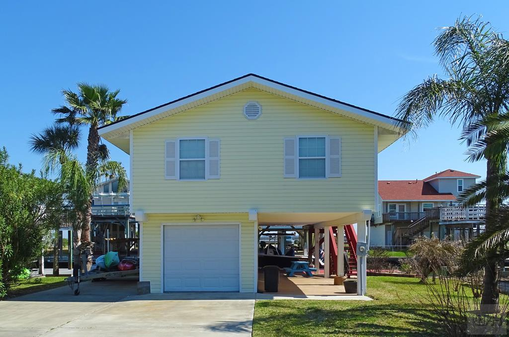 House for sale at 4308 Spanish Main in Jamaica Beach TX