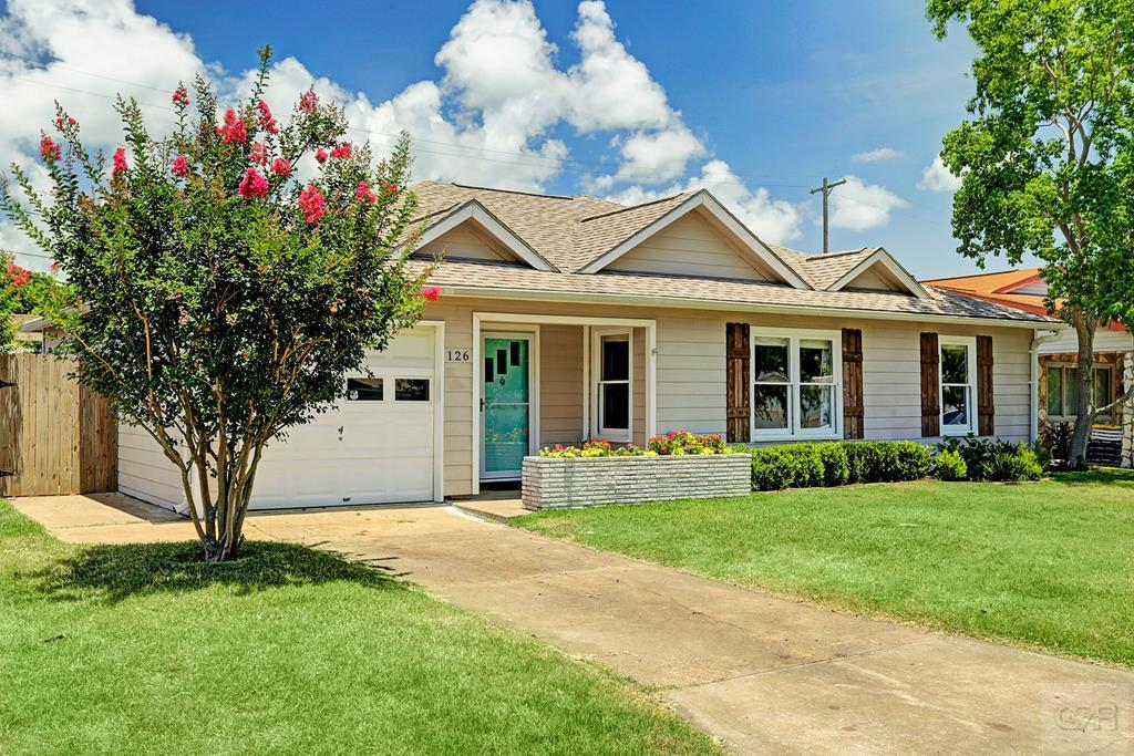 House for sale at 126 Dolphin in Galveston TX
