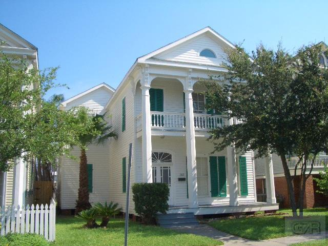 House for sale at 1312 Sealy Street in Galveston TX