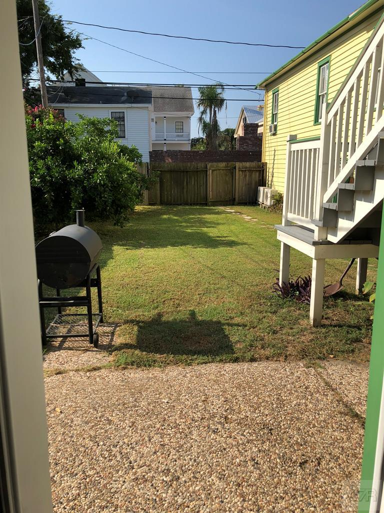 House for sale at 1119 Ball Street in Galveston TX