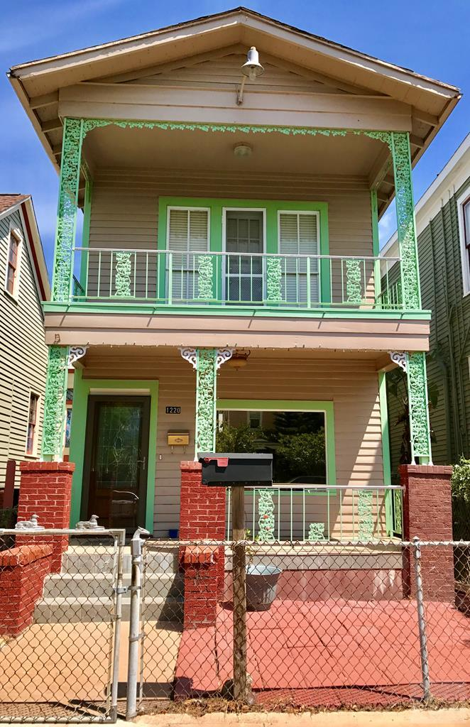 House for sale at 1220 Winnie Street in Galveston TX