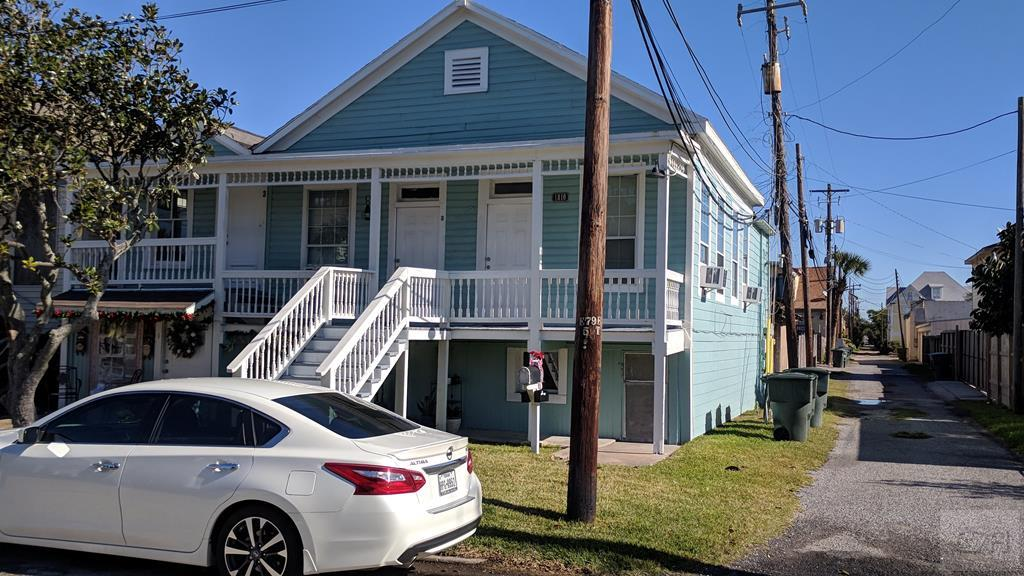 House for sale at 1810 24th in Galveston TX