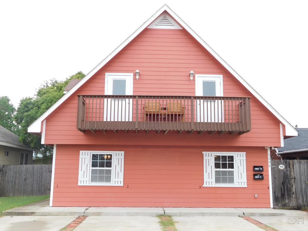 House for sale at 4206 S 1/2 in Galveston TX