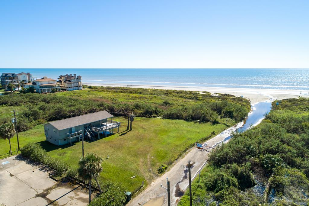 House for sale at 4231 13 Mile Road in Galveston TX