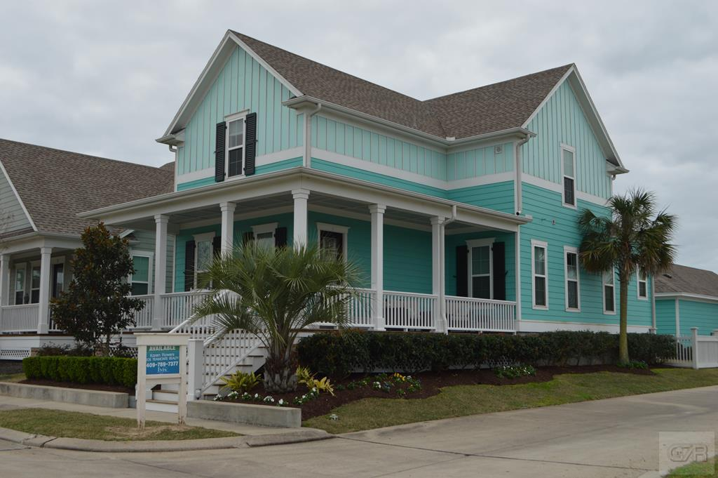 House for sale at 1 Sunrise Row in Galveston TX