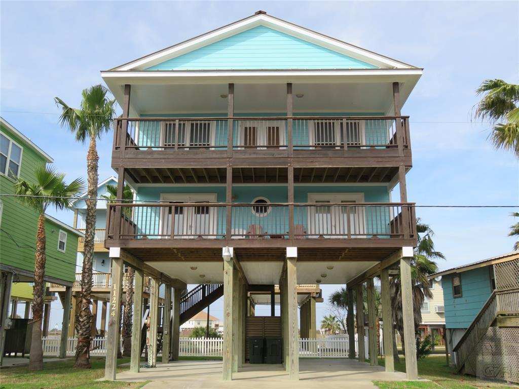 House for sale at 11224 Reagor Way in Galveston TX