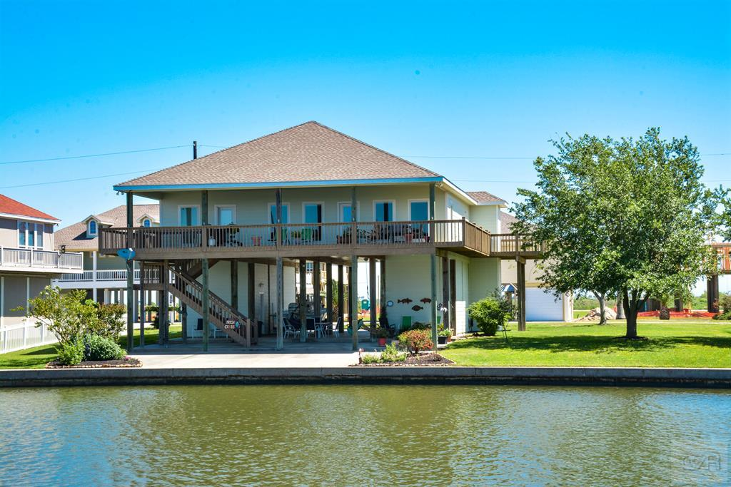 House for sale at 1151  Fountain View Drive in Crystal Beach TX