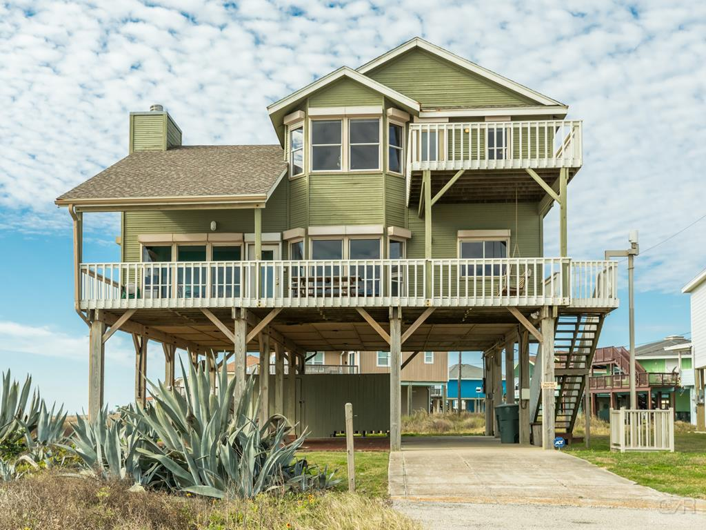 House for sale at 12636 W Ventura in Galveston TX