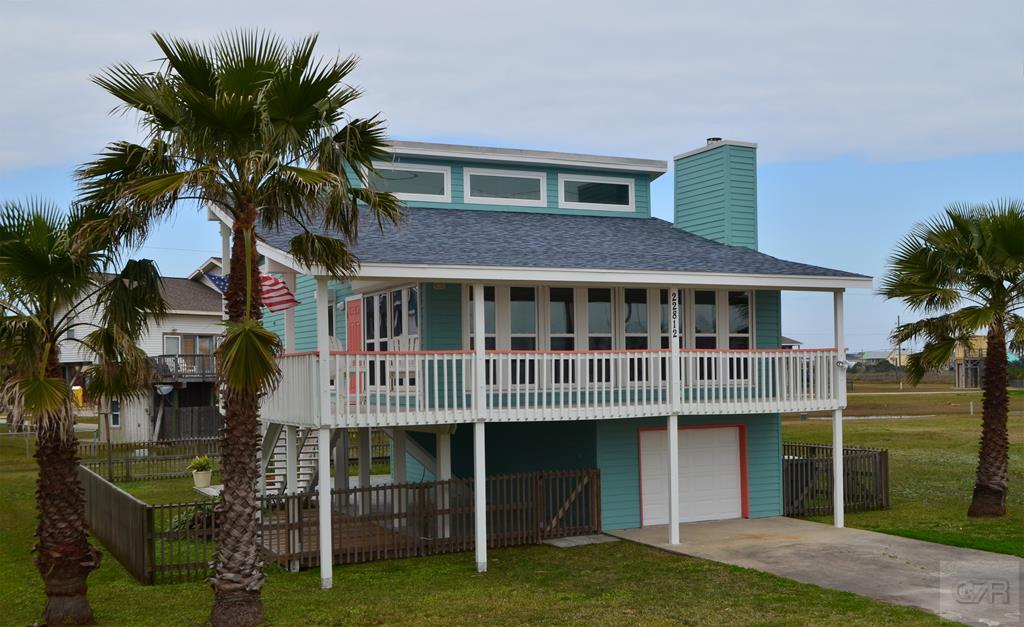 House for sale at 22812 Verano Drive in Galveston TX