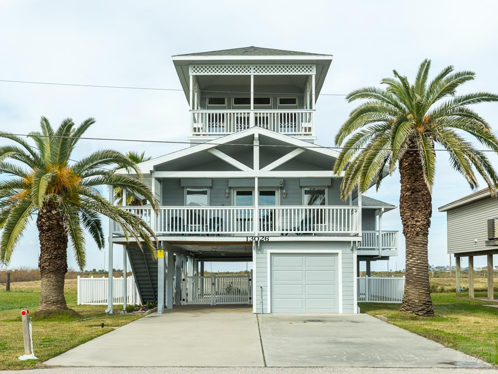 House for sale at 13026 John Reynolds Road in Galveston TX