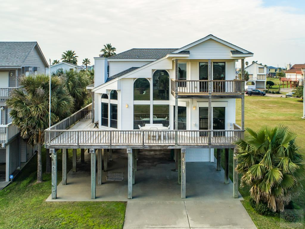 House for sale at 4131 Pelican Lane in Galveston TX