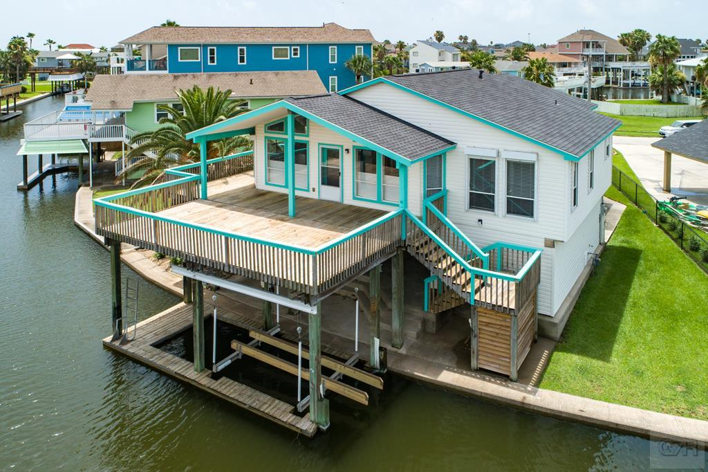 House for sale at 4220 Spanish Main in Jamaica Beach TX