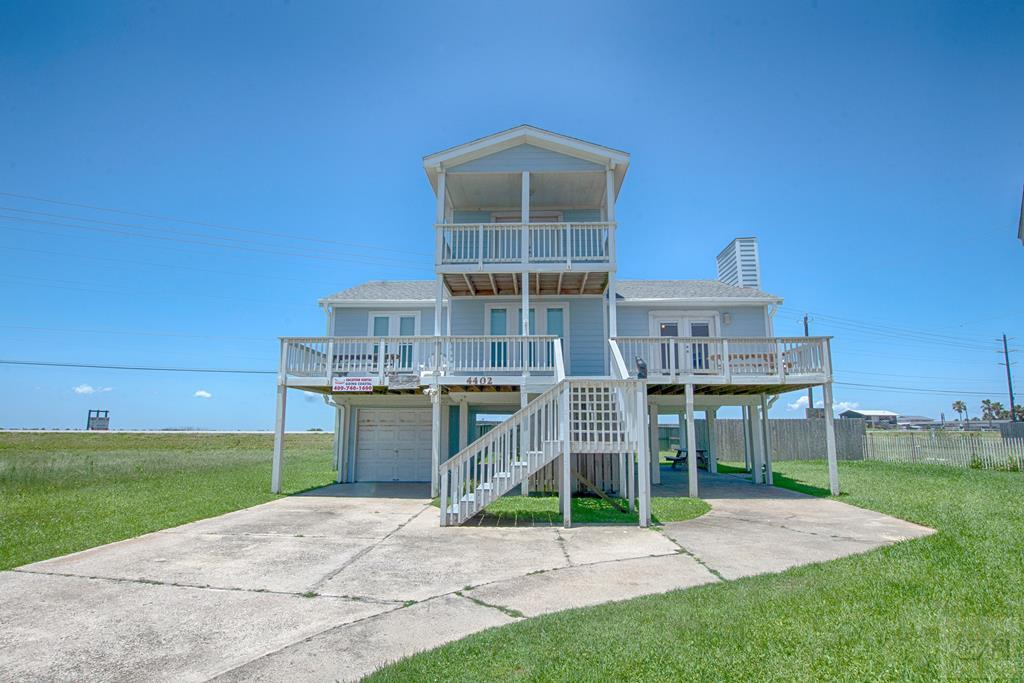 House for sale at 4402 Tampico in Galveston TX