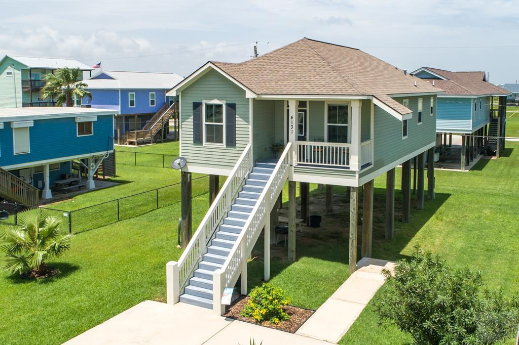 House for sale at 4131 Navarro in Galveston TX