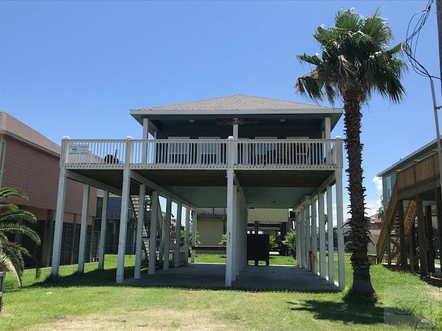 House for sale at 871 Surfview Drive in Crystal Beach TX