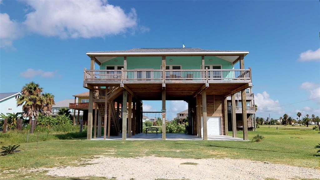 House for sale at 2109 Reid Road in Crystal Beach TX